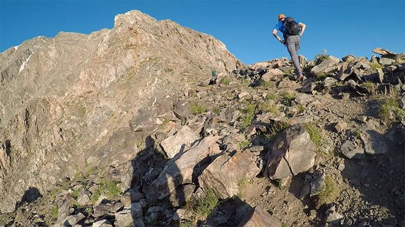Kelso Ridge Trail Colorado 14ers
