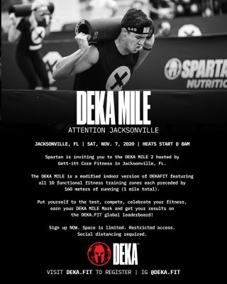 What is Deka Strong - Spartan Race