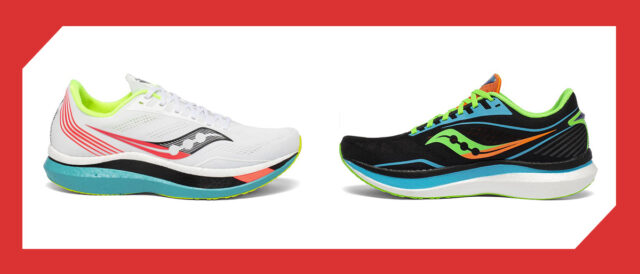 Saucony Endorphin Pro vs Speed