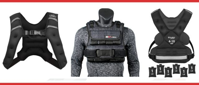 Best Weight Vests for Running on Amazon - Weight Vest for Runners