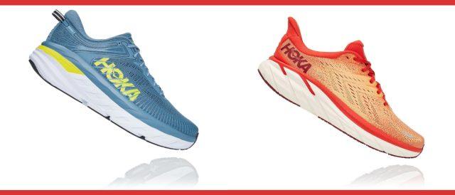 Hoka One One Bondi vs Clifton - Running Shoe Review