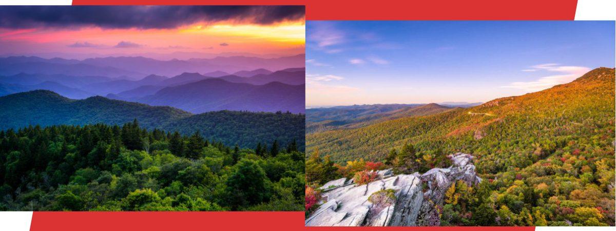 The Hardest Hikes in North Carolina - Trail Running & Hiking