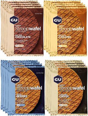 GU Energy Stroopwafel Sports Nutrition Waffle