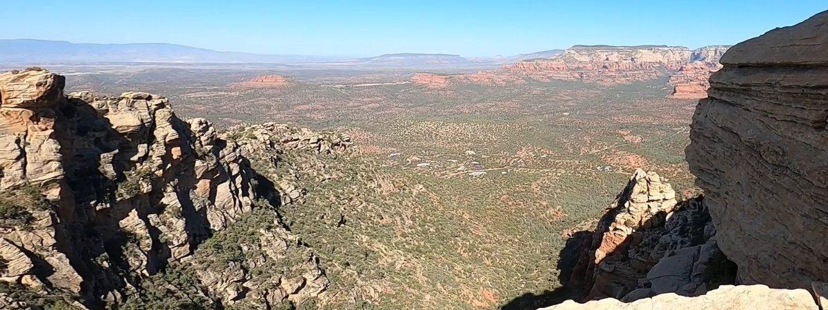 Hiking Capitol Butte - Sedona Arizona - The Hardest Hike in Sedona