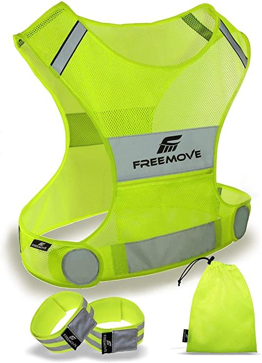 Reflective Vest Running - best running gifts