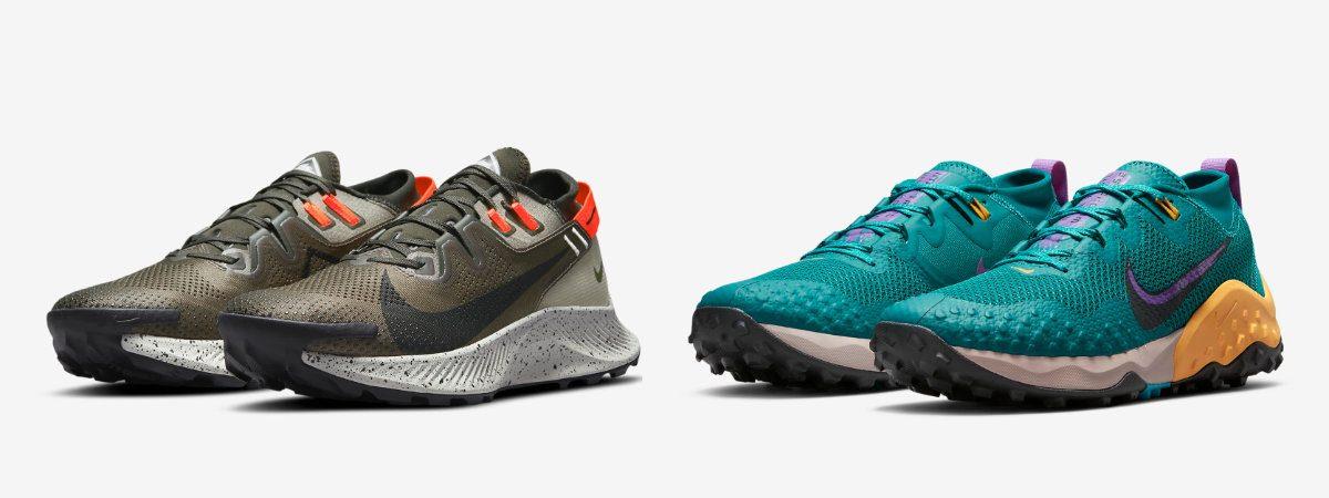 Nike Pegasus Trail vs Wildhorse - Trail Running Shoe Review