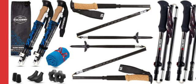 The Best Hiking Poles for Runners - Trail Running Ultra Running