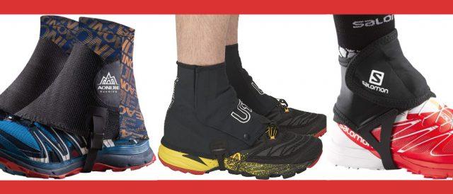 Best Running Gaiters for Trail Running Ultra Running