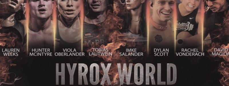 2021 HYROX World Championship Results