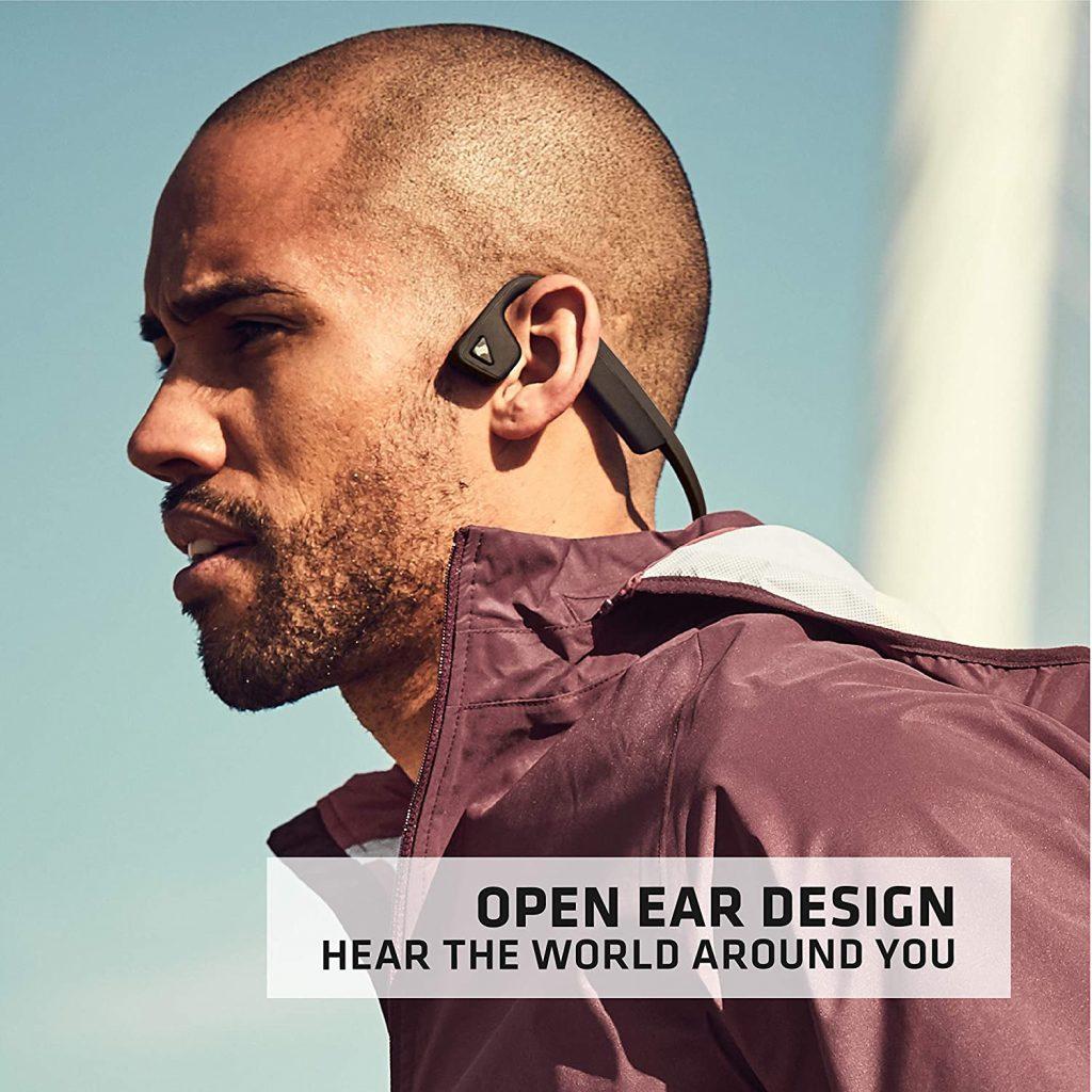 AFTERSHOKZ Titanium Bone Conduction Wireless Bluetooth Headphones