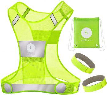 RoadRunner New 360 Reflective Running Vest - gifts for runners