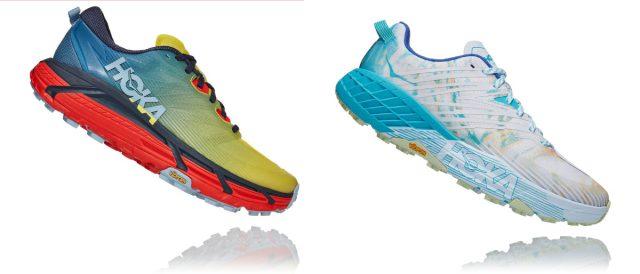 Hoka Mafate Speed vs Speedgoat - Trail Running Shoe Review