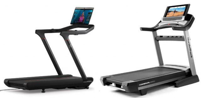 Peloton Tread vs the NordicTrack Commercial 2950 - Treadmill Review